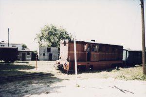 Stacja Powidz.