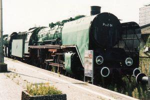 Muzeum Kolejnictwa - Pm2-34.