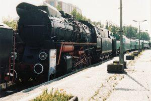 Muzeum Kolejnictwa - Ty51-228.