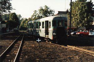 Wagon motorowy MBxd1-168.