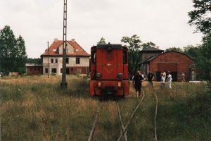 Stacja w Anastazewie.