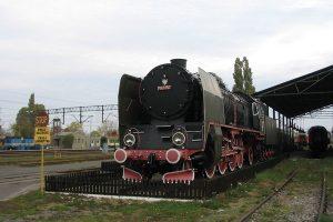 Parowóz Pt47-157.