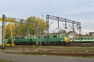Lokomotywa elektryczna ET41-173.
