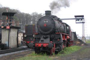 Parowozownia Wolsztyn - Ty1-76.