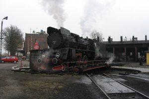 Parowozownia Wolsztyn - Ol49-69.