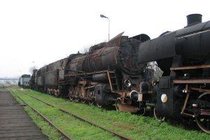 Skansen w Wolsztynie - Ty51-183.