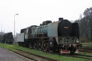 Skansen w Wolsztynie - Pt47-106.
