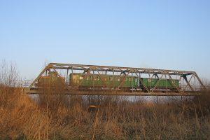Lubraniec - most.