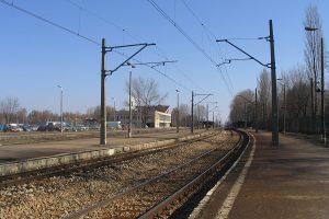 Lublin Północny - czynne tory.