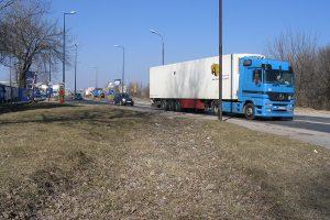 Lublin Północny - pozostałość bocznicy.