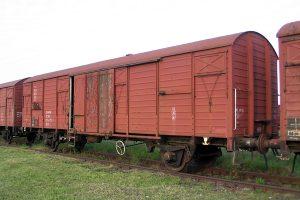 Wagon typu 208Kf.