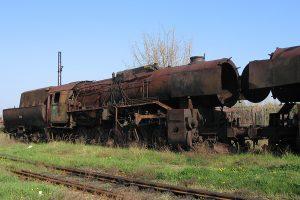 Parowóz Ty43-111.
