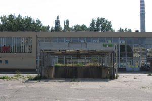 Lublin Północny - nieczynne przejście podziemne.