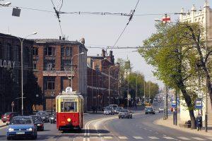 Fotostop na ulicy Zamkowej.