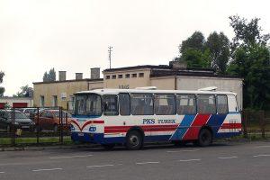 Koło - Autosan H9 z PKS Turek.