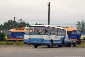 Konin DK. Autosan H9 i BR232-275.