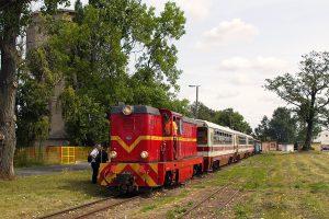 Rogów Osobowy Wąskotorowy.