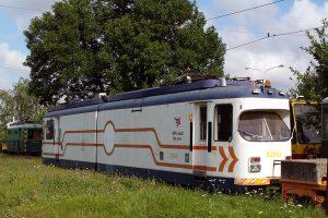 Dwukiernkowy techniczny wagon GT6 #92002.