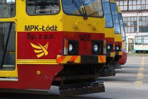 Czoła wagonów typu 805Na.