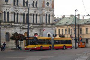 #1850 jako 59/4, bochater wycieczki z okazji  15 lat niskiej podłogi w Łodzi.