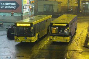Katowice Dworzec PKP - Jelcze M125 #220 i #195.