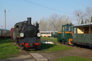 Rogów Wąskotorowy Towarowy -  Px48-1783 i Lyd1-215.