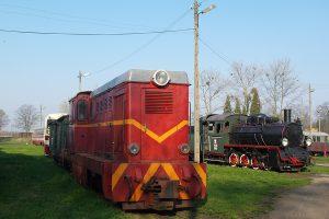 Rogów Wąskotorowy Towarowy -  Lxd2-264.