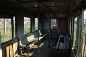 Rogów Wąskotorowy Towarowy -  MBd1-138