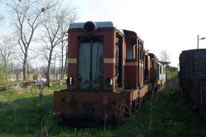 Rogów Wąskotorowy Towarowy - Lxd2-316.