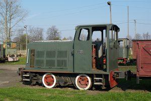 Rogów Wąskotorowy Towarowy - Wls75-94.