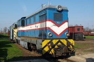Rogów Wąskotorowy Towarowy - Lxd2-309.