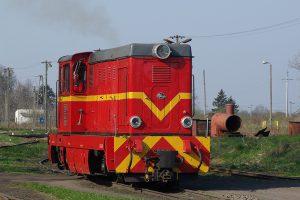 Rogów Wąskotorowy Towarowy - Lxd2-265.
