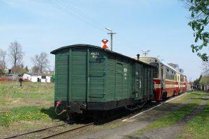 Rawa Mazowiecka - nasz pociąg.