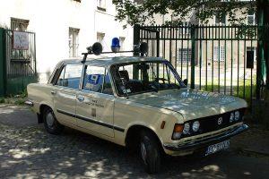 Fiat 125p KMPS.
