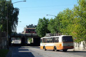 Tramwajowa - Autosan H9-20 PKS Łódź.