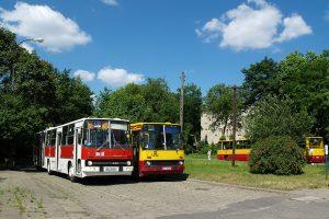 Nowogrodzka - BV#99 i #1294.