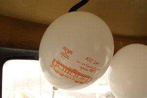 Imprezowy balonik.