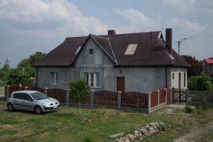 Dworzec wąskotorowy w Powidzu.