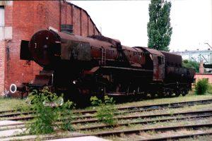 Parowóz Ty43-64.