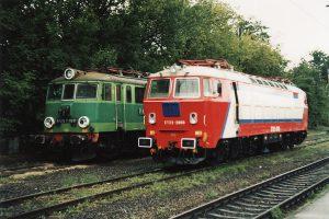 ET22-2000 i EU07-180.