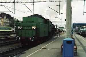 Parowóz Pm36-2.
