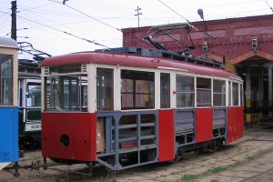 Wagon typu N #4096.