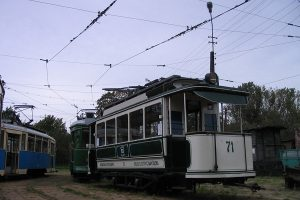 Najstarszy sprawny pojazd czyli Herbrand #71 z 1910 roku.