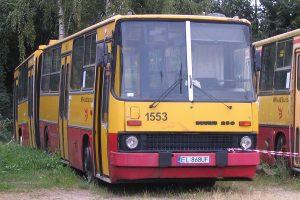 Ikarus #1553.