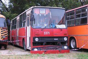 Ikarus #3931 z WPK Katowice.